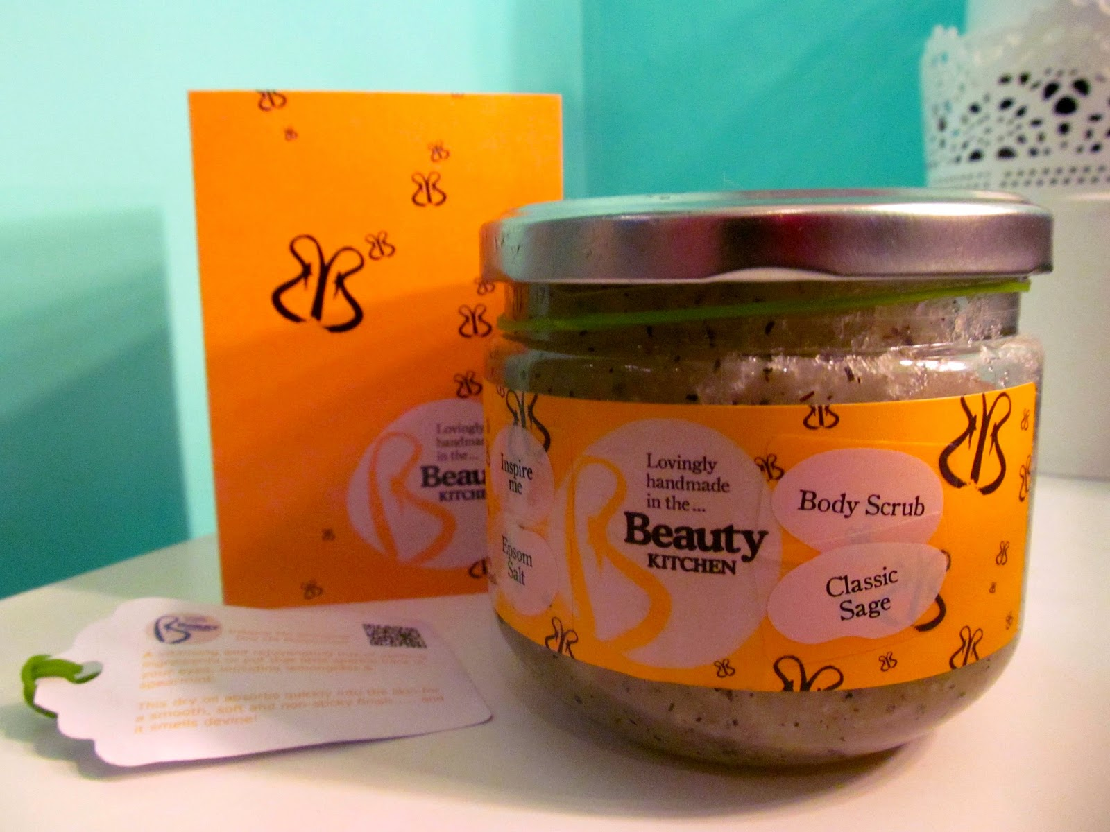 Beauty Kitchen Body Scrub