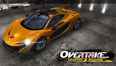 Overtake : Traffic Racing MOD (Free Shopping) APK Download
