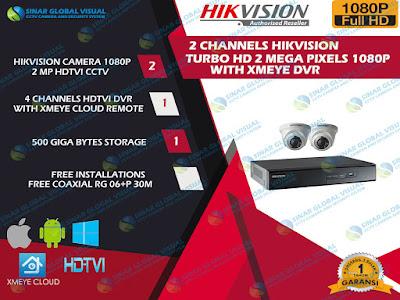 HIKVISION, Paket Camera CCTV HIKVISION, Jasa Pasang Camera CCTV HIKVISON, Harga Paket CCTV HIKVISON