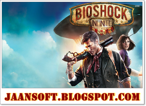 BioShock Infinite PC Game 2017 Full Version Download