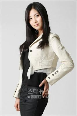 model corean