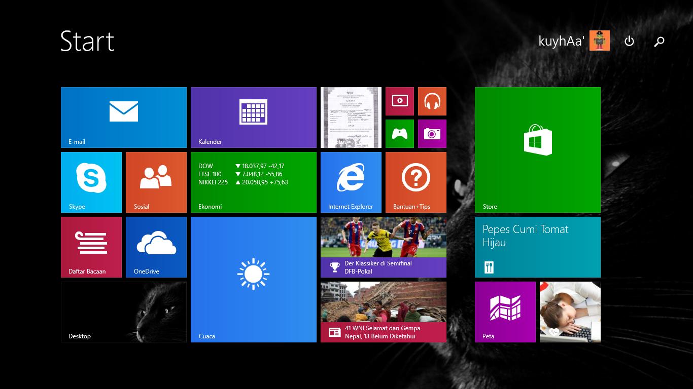 Yuk mari yang udah nunggu nunggu Windows 8.1 Pro Integrated March 2016 full monggo Di Rampok.  Intergrated Maret 2016 ini merupakan windows yang telah diintegrated kan Update sampai Maret 2016. jadi windows ini paling update sampai saat postingan ini di Publishkan.