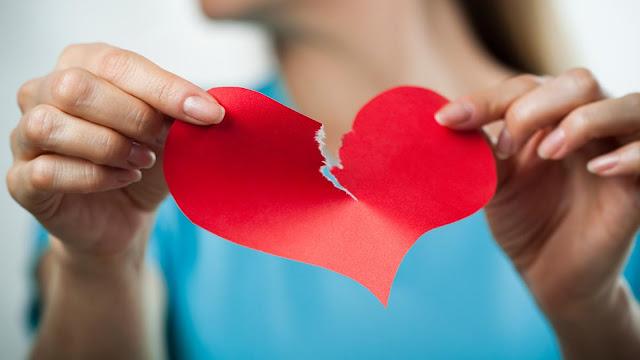 प्यार कोई खेल नहीं ब्रेकअप का मुख्य कारण