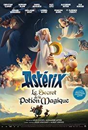 Asterix: The Magic Potion 's Secret (2018)