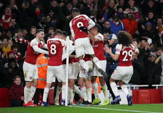 Arsenal vs Manchester united Fa cup 2019