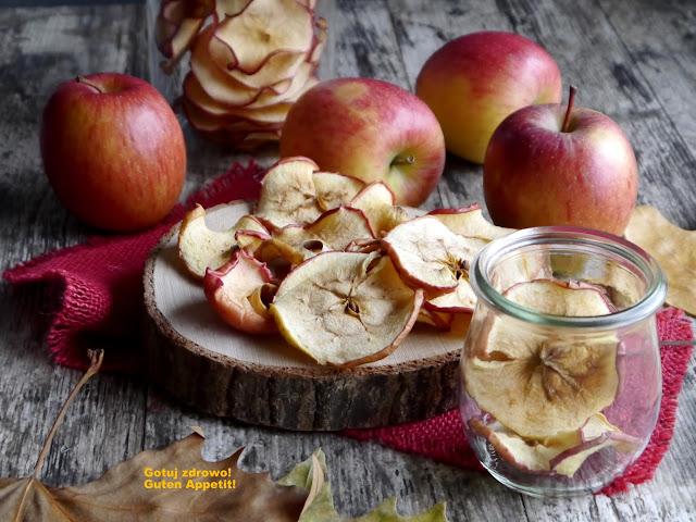 Chipsy z jabłek - Czytaj więcej »