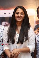 Actress Anushka Shetty New Pos in White Dress at World Of Baahubali Launch  0007.JPG