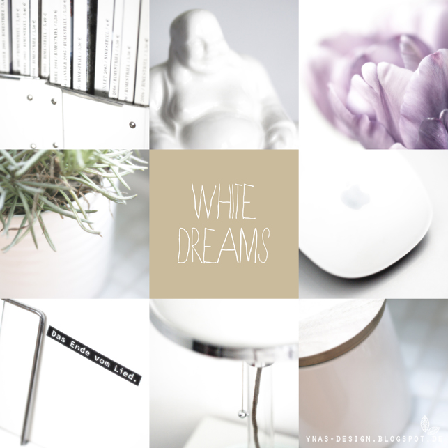 White Dreams, Ynas Design Blog, Homestyle