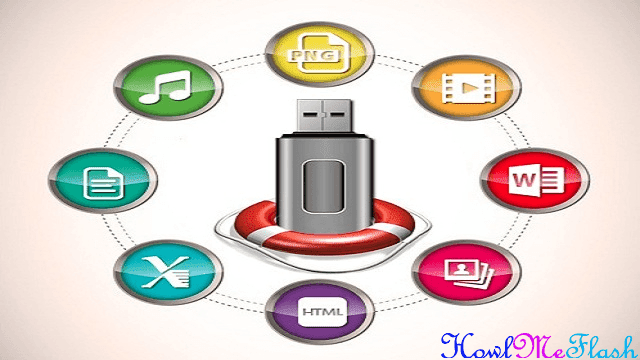 recover lost files and folder data from pen drive