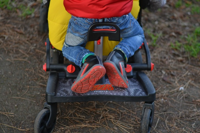 buggy board with seat, lascal buggy board maxi +,