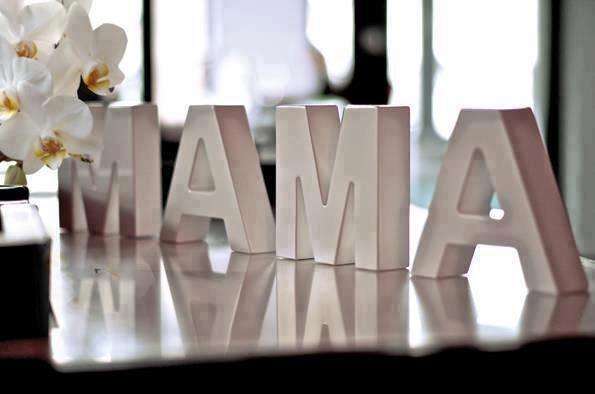 Μαμά σημαίνει...