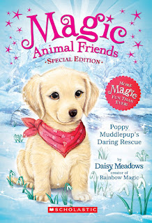 Magic Animal Friends: Special Edition: Poppy Muddlepup's Daring Rescue
