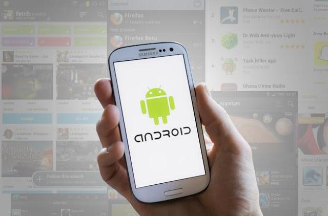 Jasa Pembuatan Aplikasi Android  di Pasar Rebo