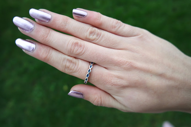 Models Own Liquid Metal Collection Chrome Pink