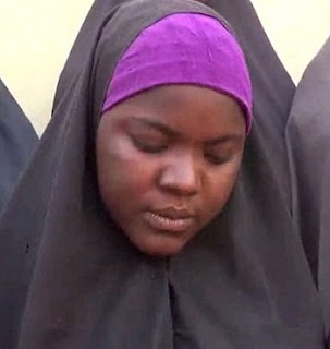 Rescued Chibok Girl Makes Some Shocking Revelations, Says 6 of Them Have Died