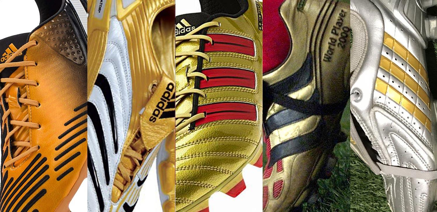 980681226b24 Triple Comeback in 2019 - 9 Gold x Adidas Predator Football Boots ...