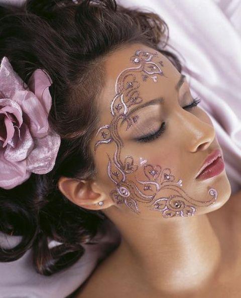 Fairy Face Paint Images