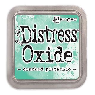 Cracked Pistachio Oxide Ink