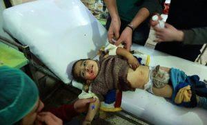 US accuses Russia of killing civilians in Syria