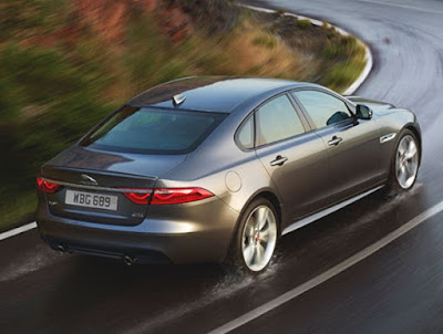 Jaguar XF Models AWD/RWD