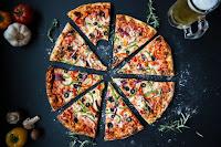 Βασική συνταγή ζύμης για σπιτική πίτσα - by https://syntages-faghtwn.blogspot.gr