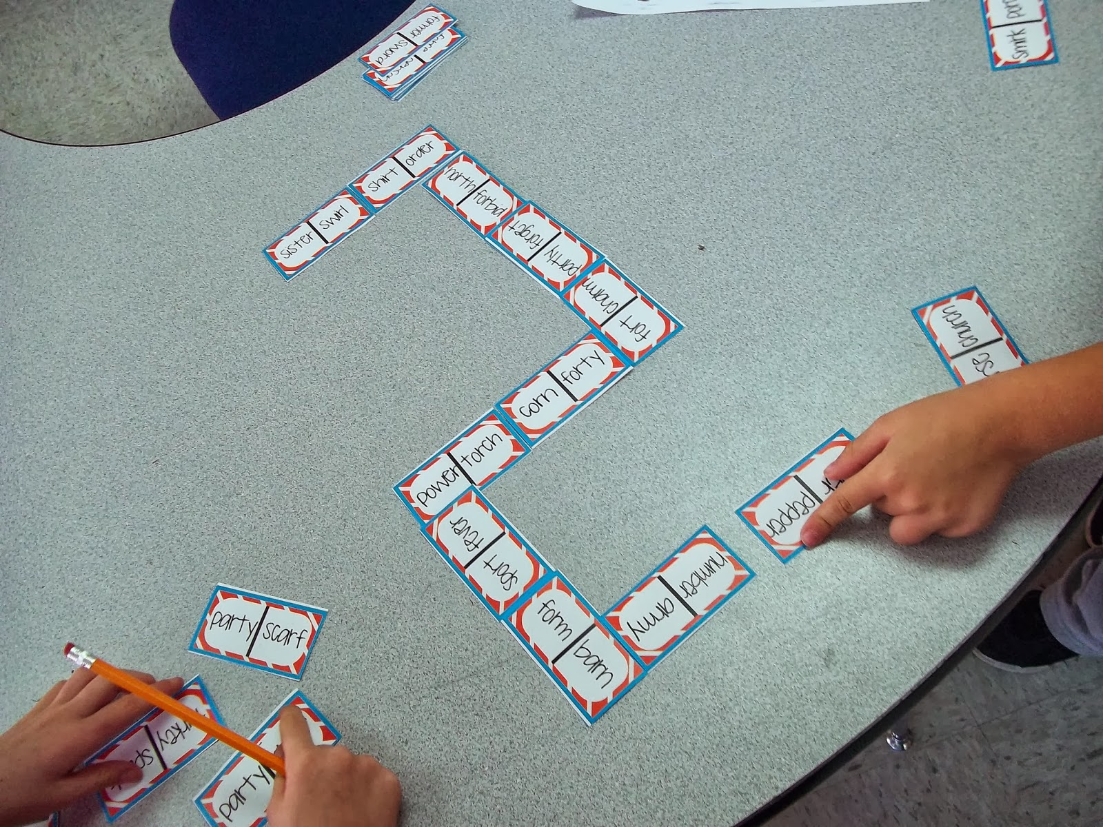 Ms Shaunnessy S Class More R Controlled Vowels