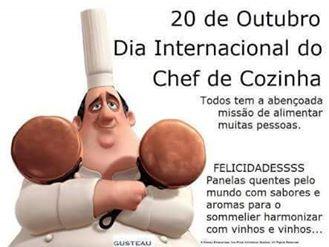 Dia Internacional do Chef de Cozinha