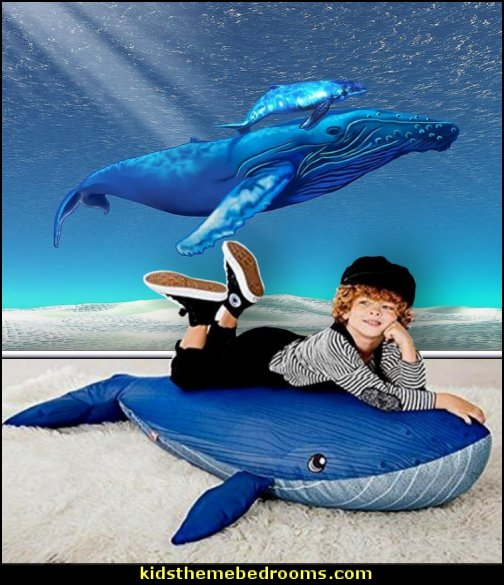 Shark Bean Bag Chair for Kids
