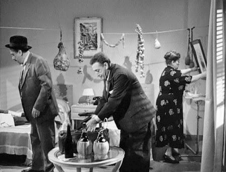 Toto, Peppino e la malafemmina-italian food-movie