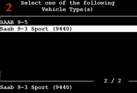 Tech 2 program DLR, add UEC module (manual) 2