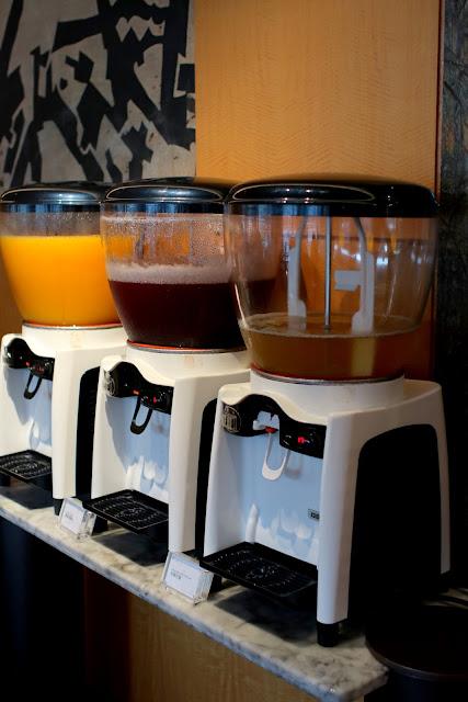 喜來登十二廚假日下午茶自助餐菜色分享