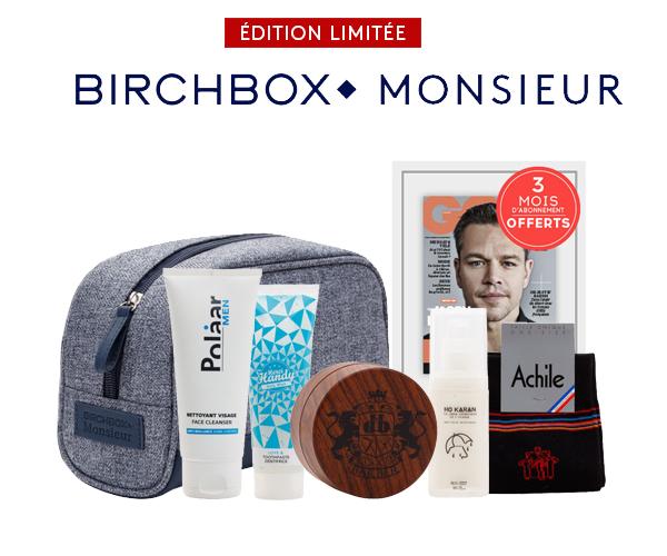 Birchbox Monsieur
