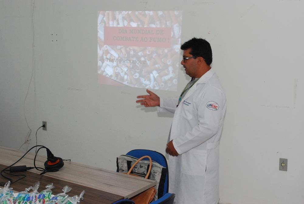 Secretaria De Saúde De Amparo Realizou Importante Palestra
