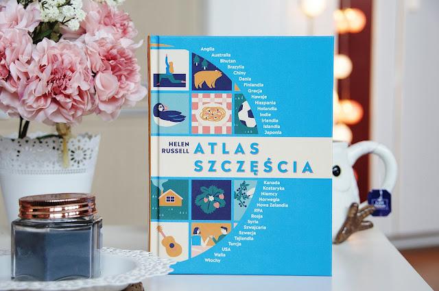 """Atlas szczęścia"" - Helen Russell"