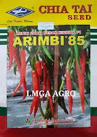 benih cabai, cabai besar, arimbi 85, cabai arimbi 85, cap kapal terbang, benih cabai arimbi 85 cap kapal terbang, jual benih cabe arimbi 85, cara menanam cabe, tanaman cabe, lmga agro