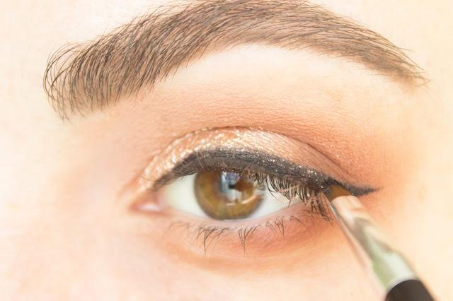 Повседневный макияж бюджетной косметикой: шаг 7