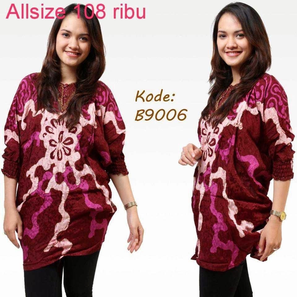 Model Baju Batik Semi Formal: Kumpulan Model Baju Batik Modern