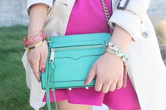 Rebecca Minkoff Avery Purse Kate Spade Bracelets