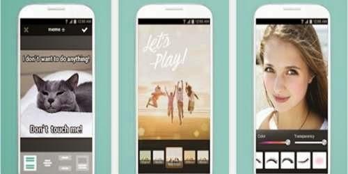 Aplikasi Android Untuk Membuat Kata-kata Pada Foto