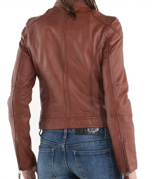 Jaket Kulit Wanita JKW 002