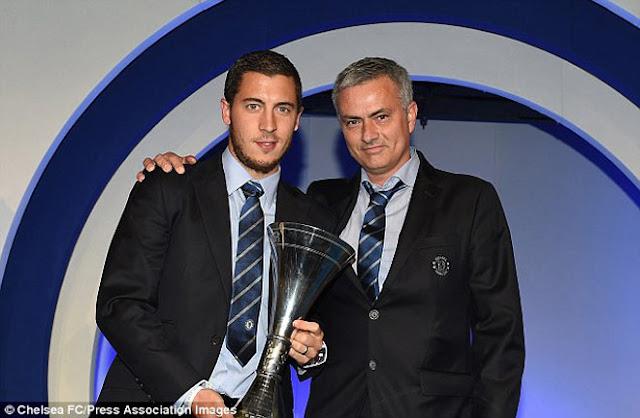"""Chelsea biến lớn: Hazard """"đào tẩu"""" sang MU, không phải chuyện đùa 2"""