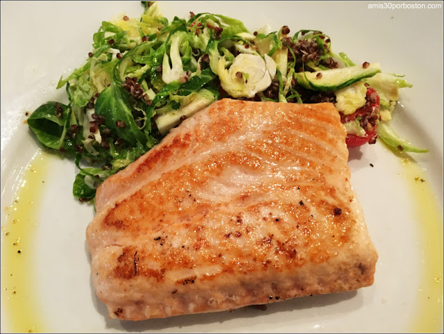 Seared Salmon