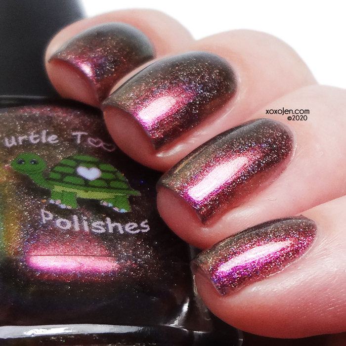 xoxoJen's swatch of Turtle Tootsie Anniversary Time!