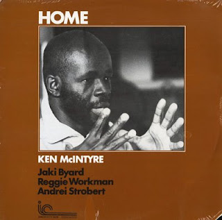Ken McIntyre, Home