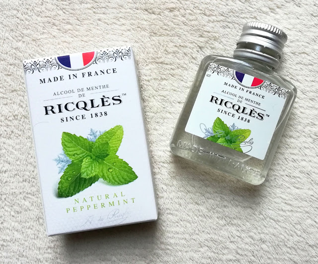 Alcool de menthe de RIQLES