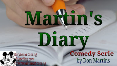 Martins Diary - Episode 15: The Robbery (Comedy)