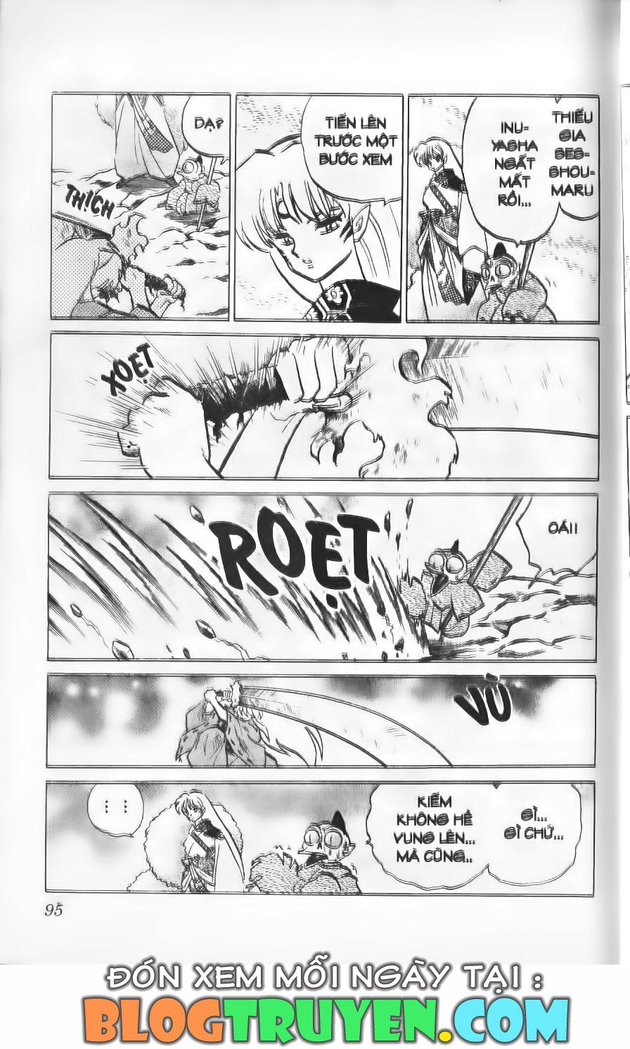 Inuyasha vol 07.5 trang 16