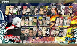 Download Naruto Senki Ultimate Brawl by Sandy Apk