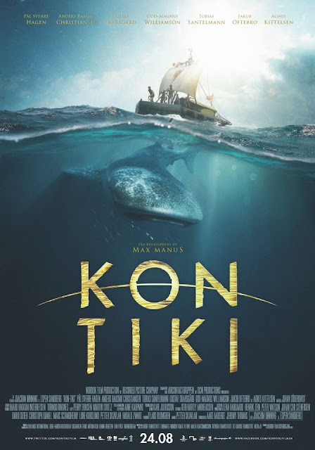 Kon-Tiki Film Poster Joachim Rønning