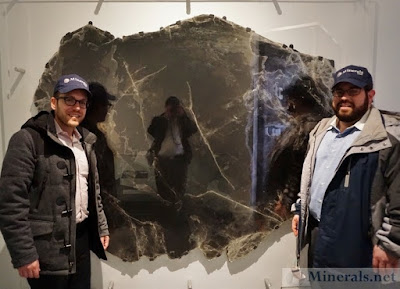 The  largest Mica crystal in the world, World's Largest Crystals II